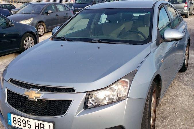 Alquiler barato de Chevrolet Cruze cerca de 11006 Cádiz.