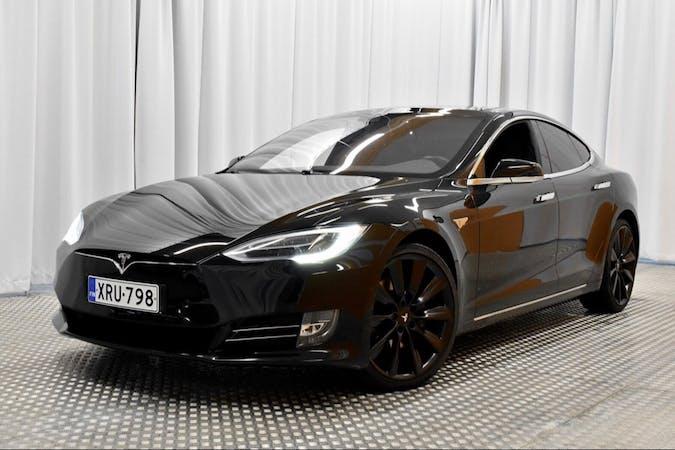 Tesla Model Sn lalpa vuokraus lähellä 01280 Vantaa.