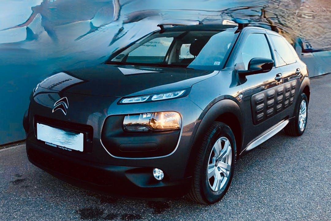 Billig billeje af Citroën C4 Cactus med GPS nær 8000 Aarhus C.