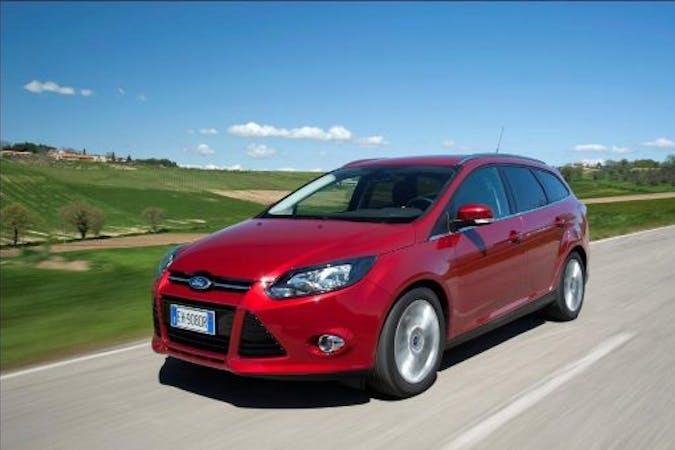Billig billeje af Ford Focus nær 7000 Fredericia.