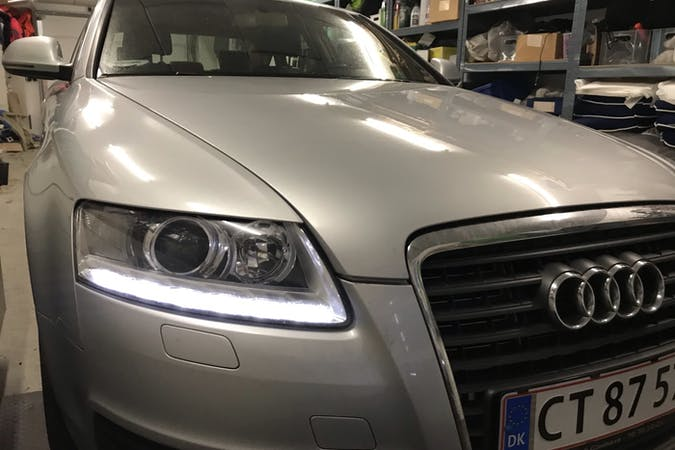 Billig billeje af Audi A6 nær 4000 Roskilde.