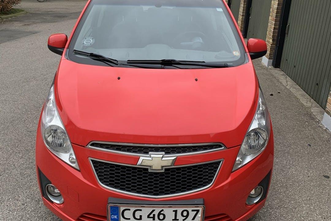Billig billeje af Chevrolet Spark nær 2860 Søborg.