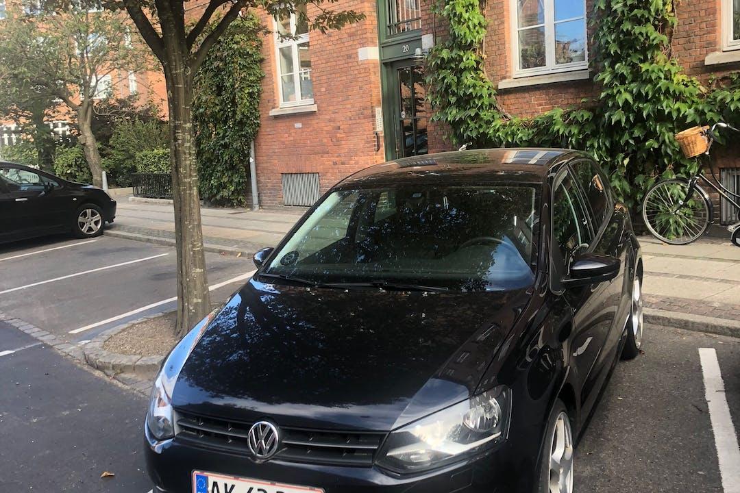 Billig billeje af Volkswagen Polo nær 2000 Frederiksberg.