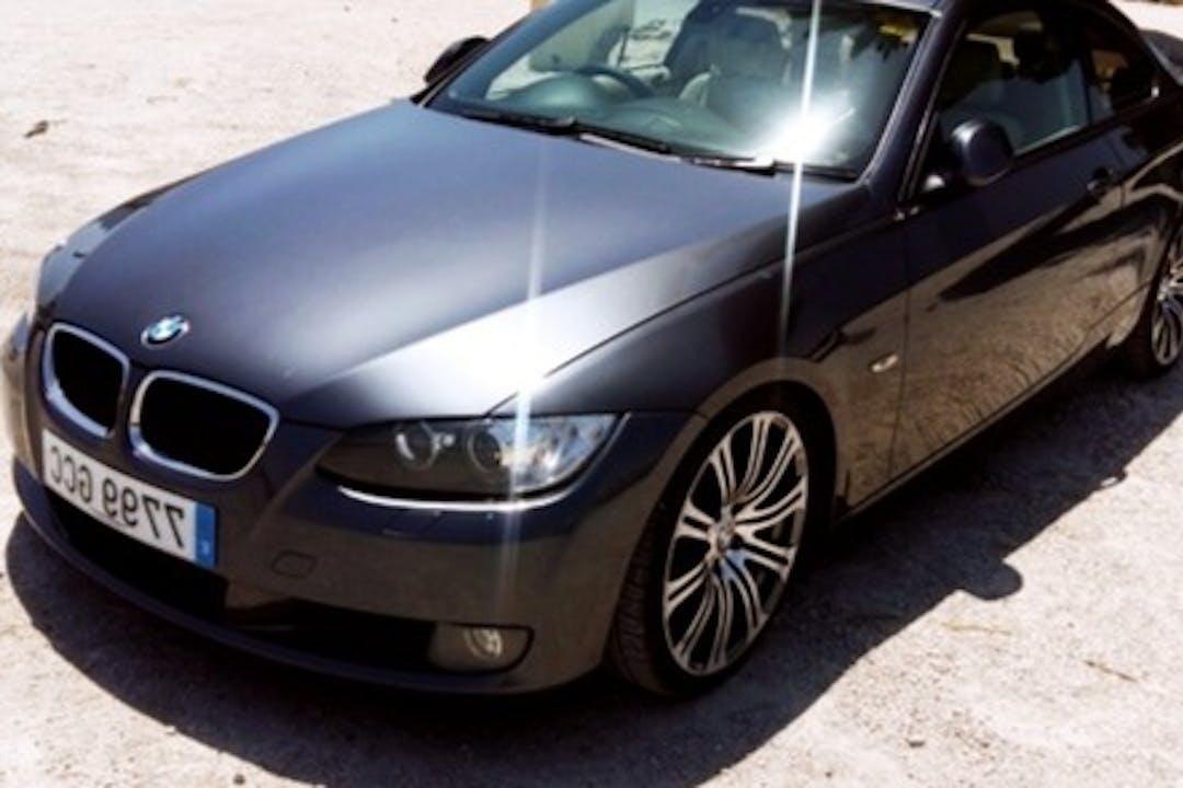 Alquiler barato de BMW 3 Series cerca de 28905 Getafe.