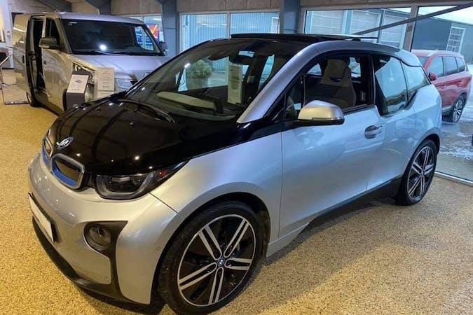 Billig billeje af BMW I3 med GPS nær 8200 Aarhus.