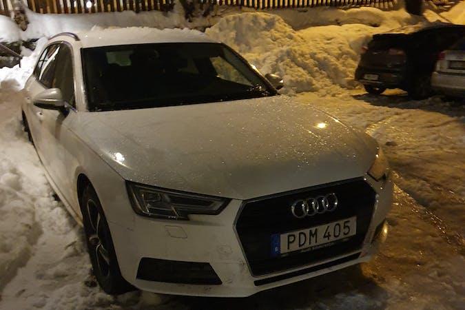 Billig biluthyrning av Audi A4 i närheten av 852 35 Södermalm-Östermalm.