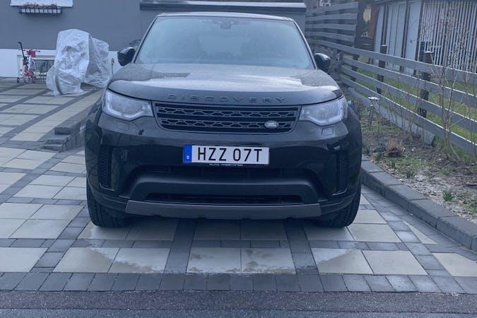 Billig biluthyrning av Land Rover Discovery med GPS i närheten av 214 58 Fosie.
