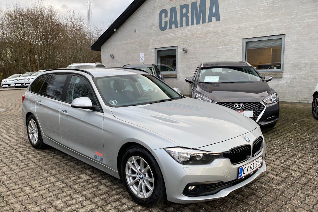 Billig billeje af BMW 3 Series nær 8270 Højbjerg.