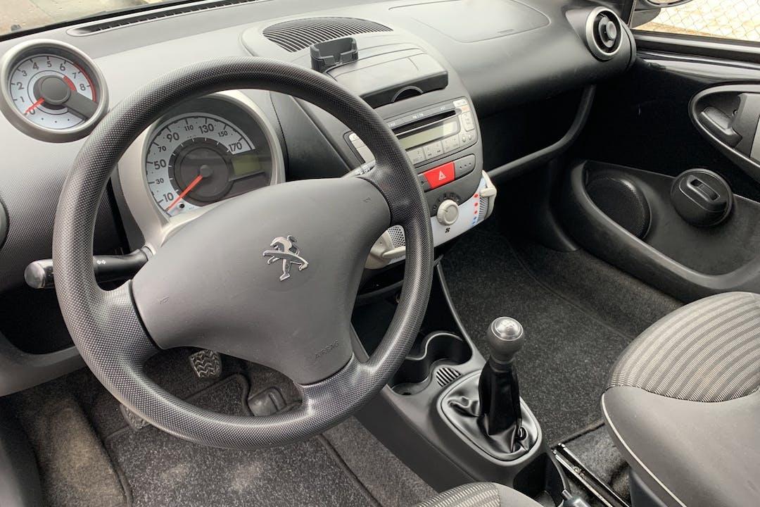Billig billeje af Peugeot 107 nær 2670 Greve.