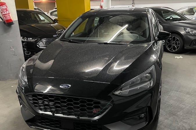 Alquiler barato de Ford Focus con equipamiento GPS cerca de 28023 Madrid.