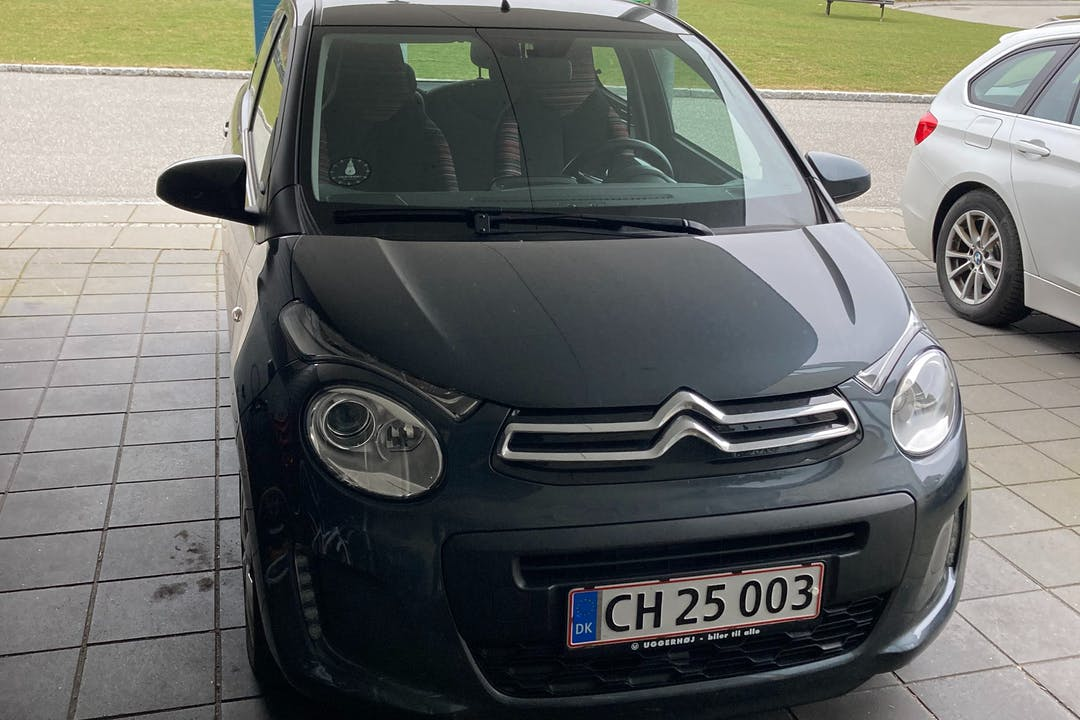Billig billeje af Citroën C1 nær 8260 Viby J.