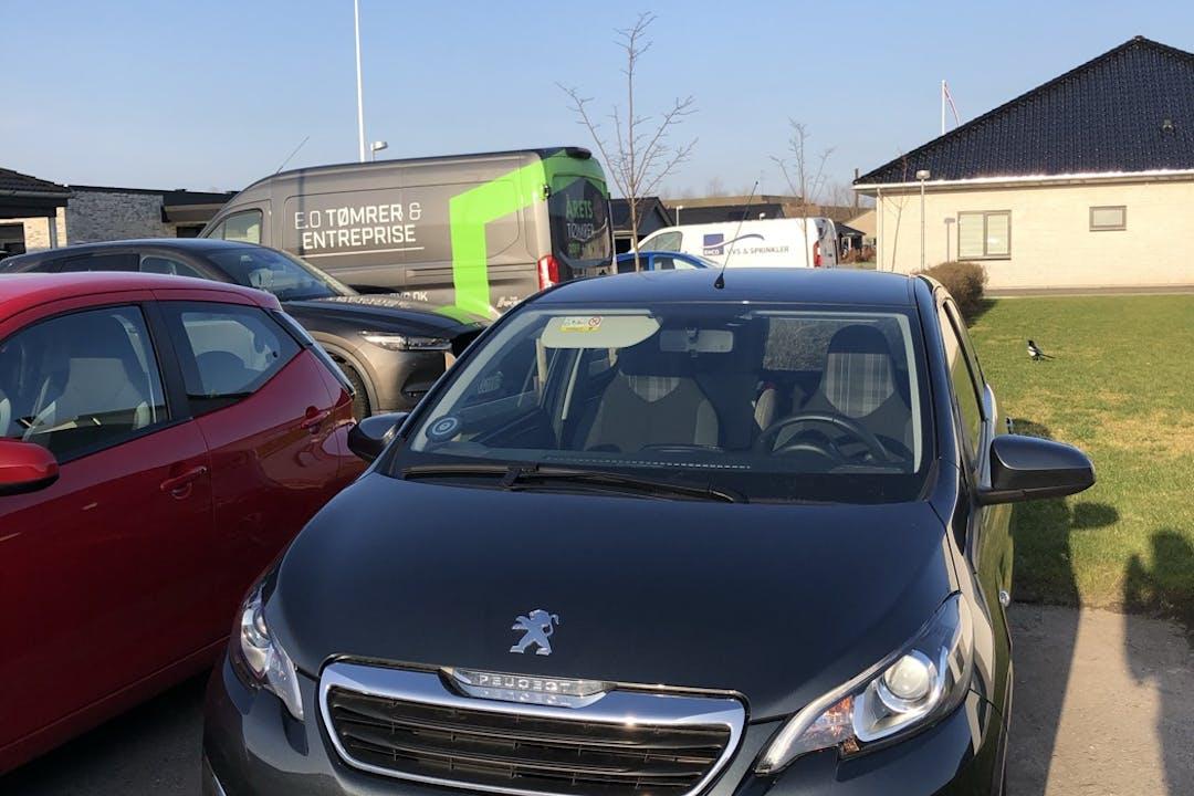 Billig billeje af Peugeot 108 nær 2750 Ballerup.