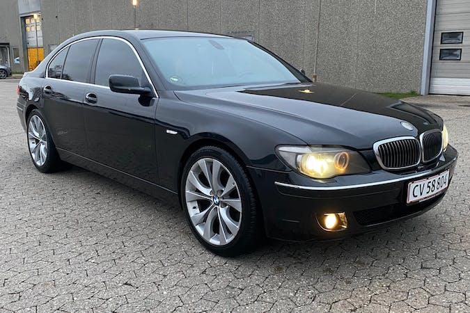 Billig billeje af BMW 7 Series med Bluetooth nær 2800 Kongens Lyngby.