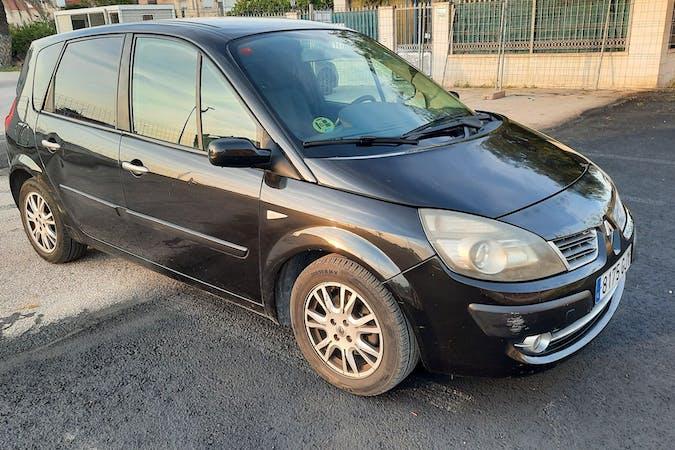 Alquiler barato de Renault Scenic cerca de 30570 Beniaján.