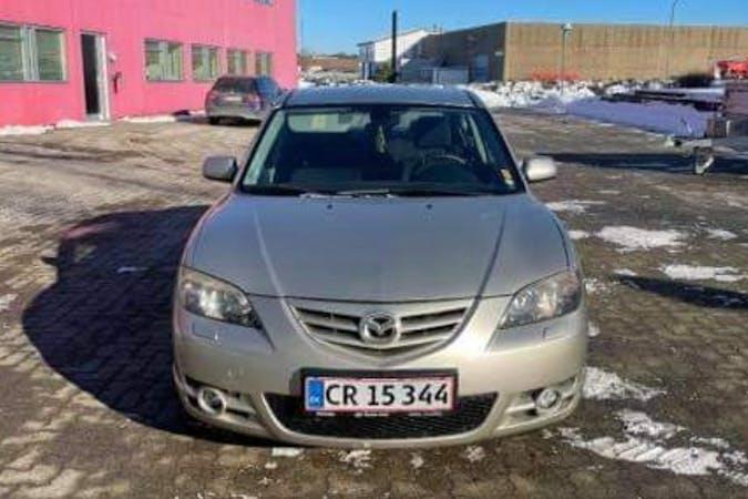 Billig billeje af Mazda 3 nær 8700 Horsens.