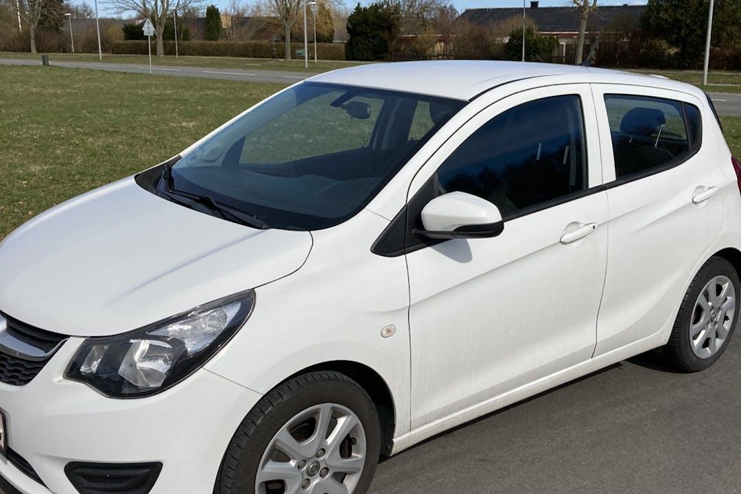 Billig billeje af Opel Karl nær 2630 Taastrup.