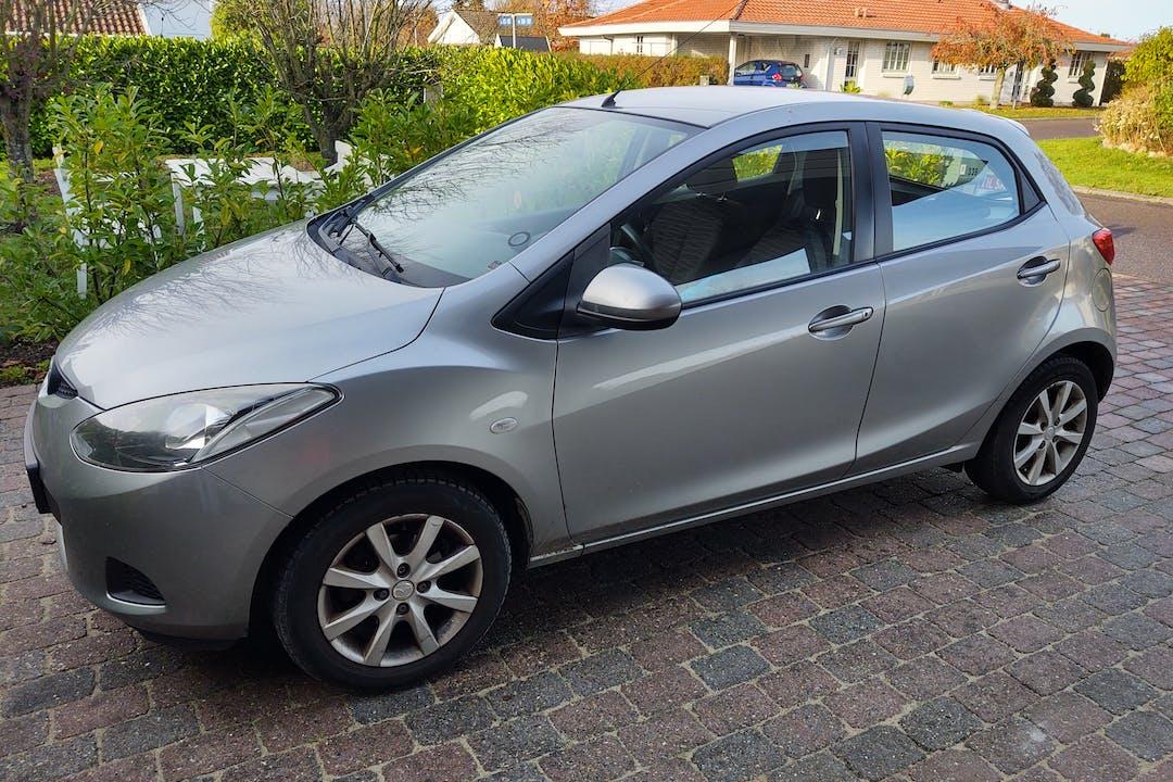 Billig billeje af Mazda 2 nær 5220 Odense.