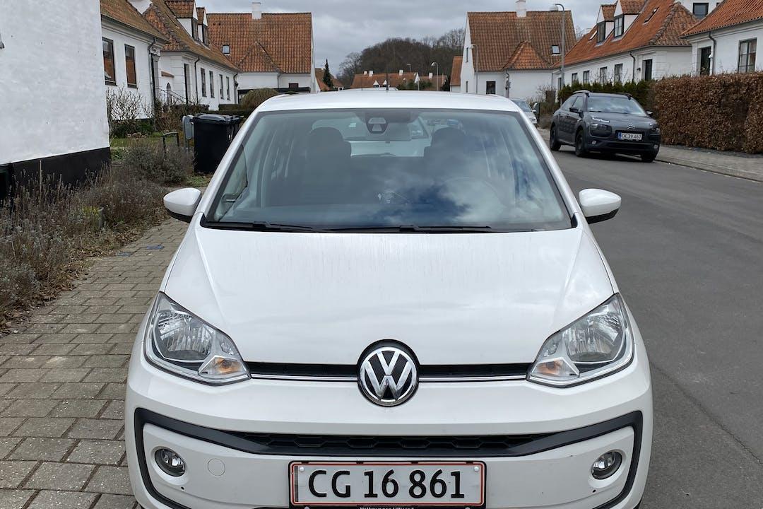 Billig billeje af Volkswagen UP! nær 3000 Helsingør.