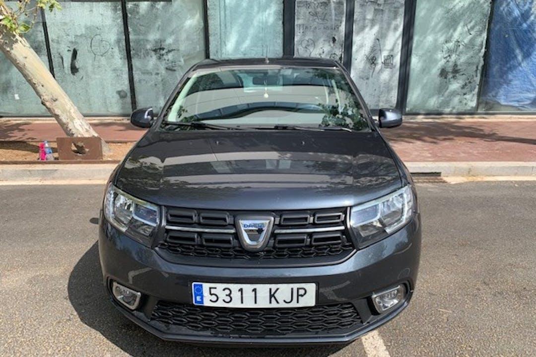 Alquiler barato de Dacia Sandero cerca de 08030 Barcelona.