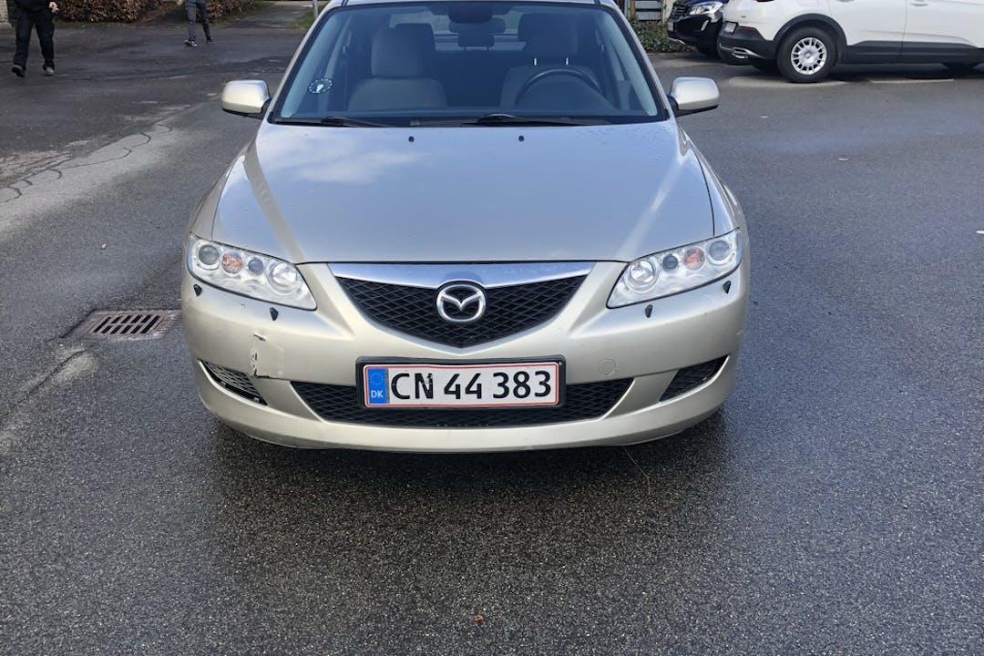 Billig billeje af Mazda 6 nær 3400 Hillerød.