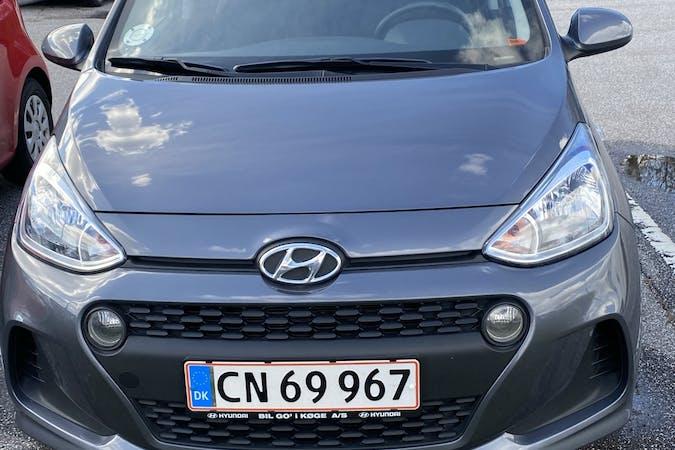 Billig billeje af Hyundai i10 nær 2630 Taastrup.