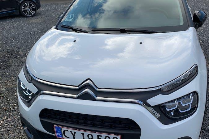 Billig billeje af Citroën C3 nær  Randers.
