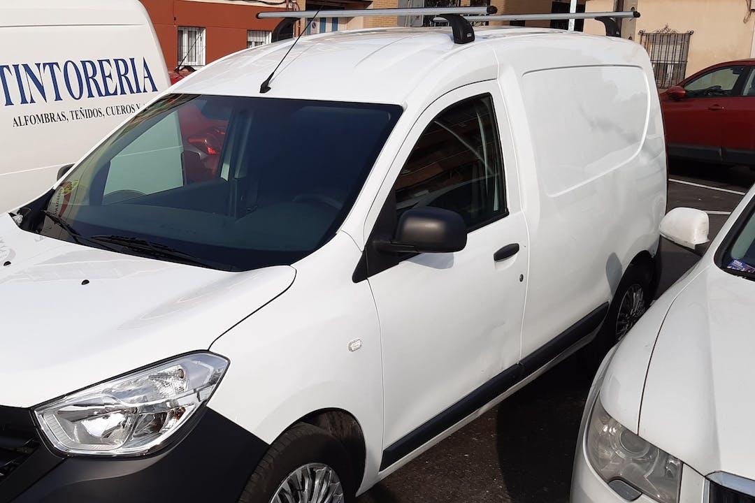Alquiler barato de Dacia Dokker cerca de 28025 Madrid.