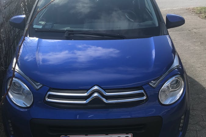Billig billeje af Citroën C1 nær 2980 Kokkedal.