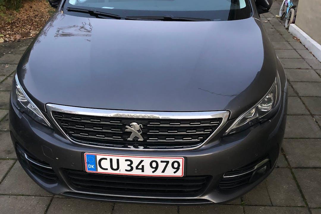 Billig billeje af Peugeot 308 nær 8300 Odder.
