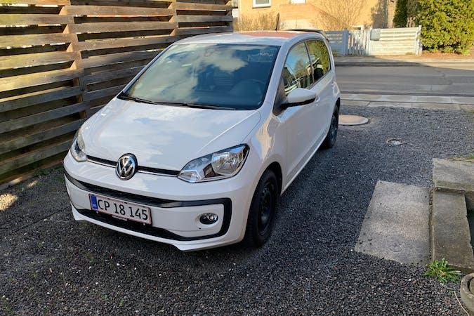 Billig billeje af Volkswagen UP! nær 4600 Køge.