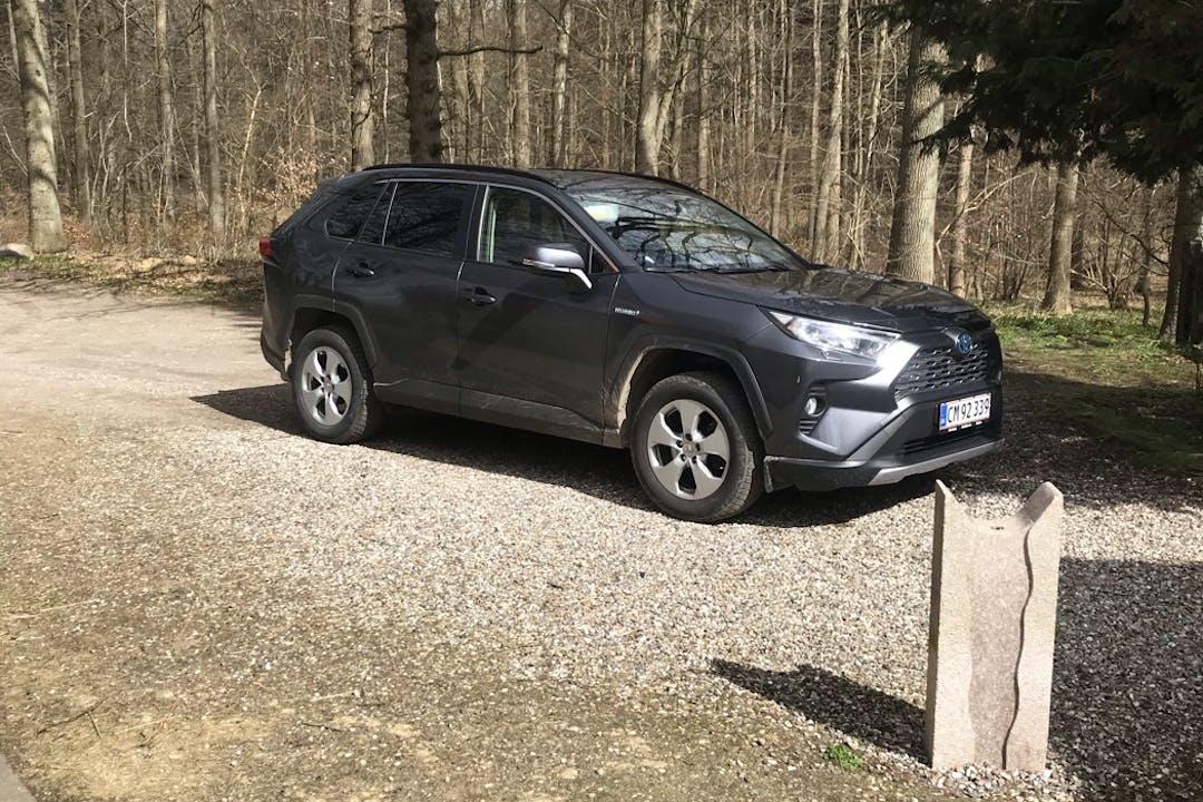 Billig billeje af Toyota RAV4 nær 4180 Sorø.