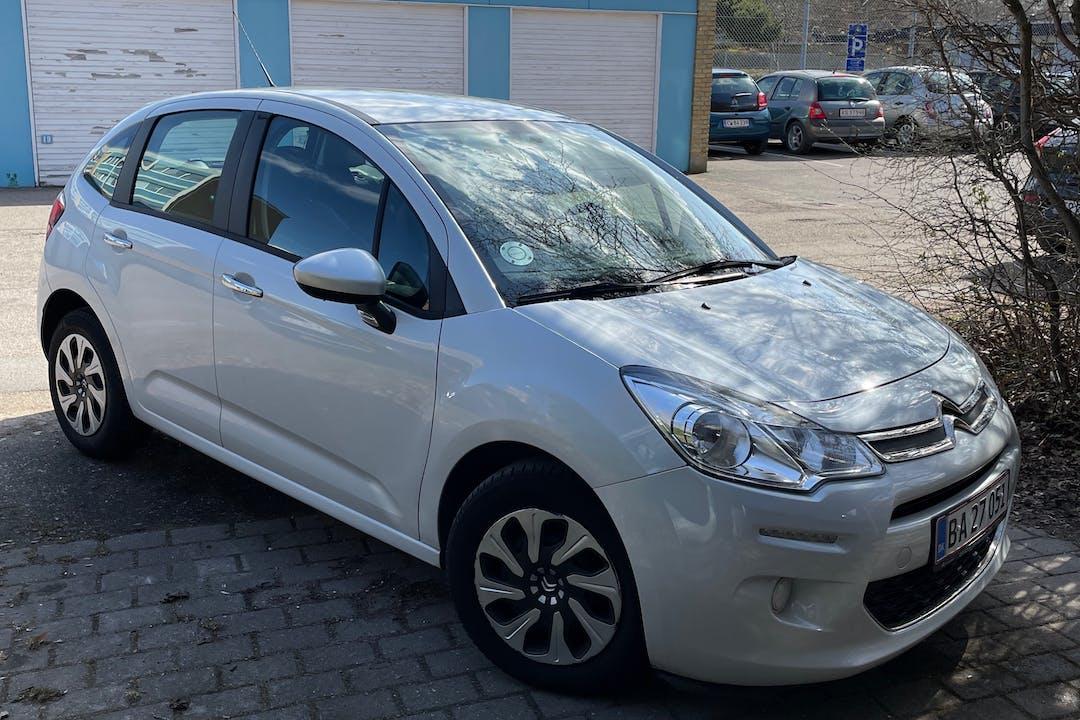 Billig billeje af Citroën C3 nær 3600 Frederikssund.