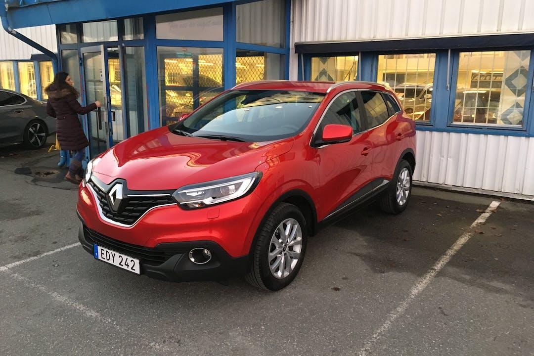 Billig biluthyrning av Renault Kadjar med GPS i närheten av 416 53 Kålltorp.