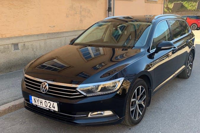 Billig biluthyrning av Volkswagen Passat med Isofix i närheten av 112 52 Kungsholmen.