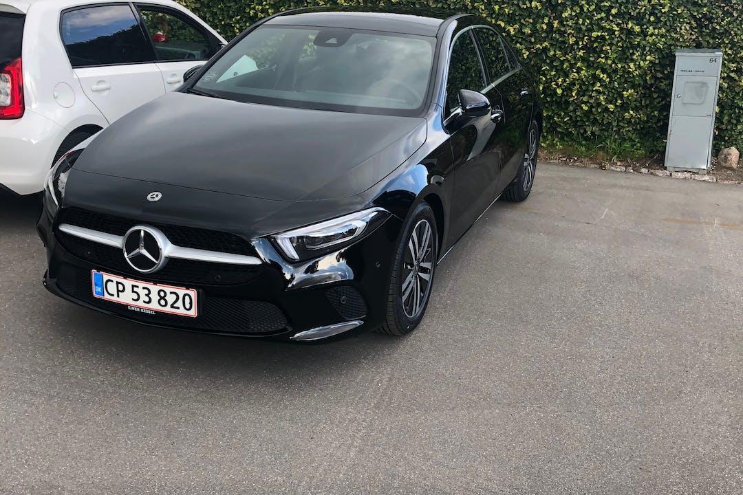 Billig billeje af Mercedes A-Class med GPS nær 8210 Aarhus.