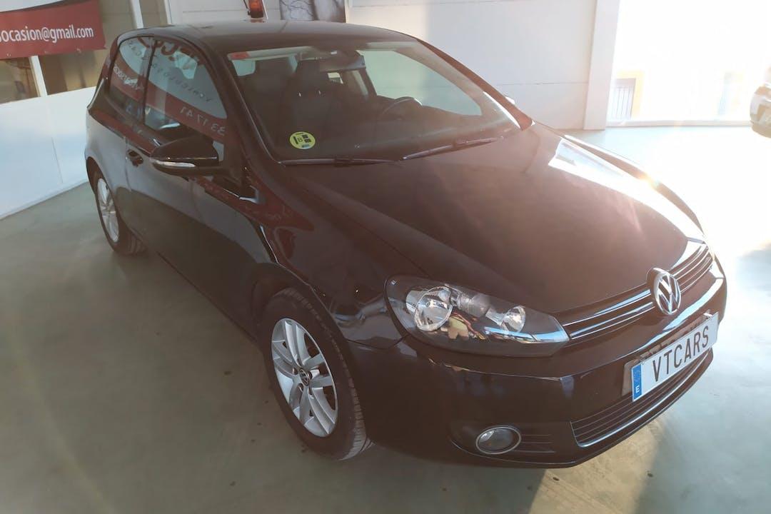 Alquiler barato de Volkswagen Golf con equipamiento Fijaciones Isofix cerca de 23320 Torreperogil.