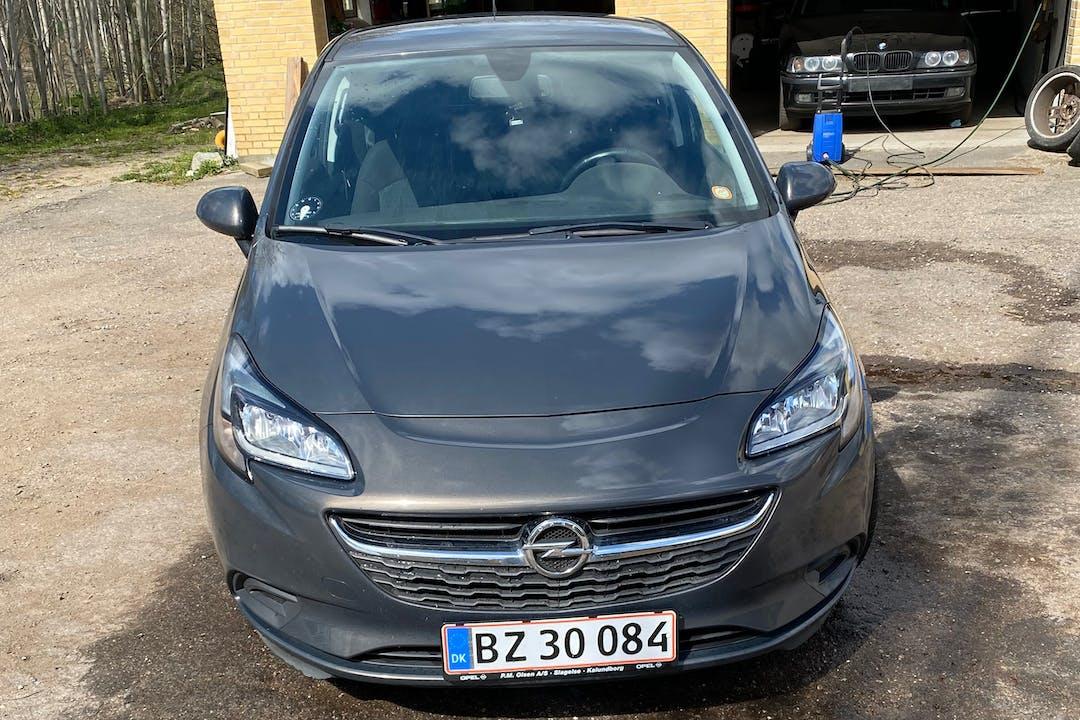 Billig billeje af Opel Corsa med Isofix beslag nær 4180 Sorø.