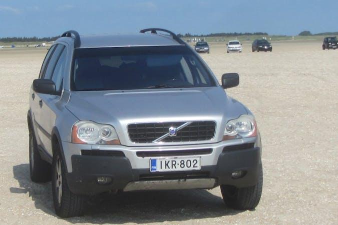 Volvo XC90n halpa vuokraus GPSn kanssa lähellä 00100 Helsinki.