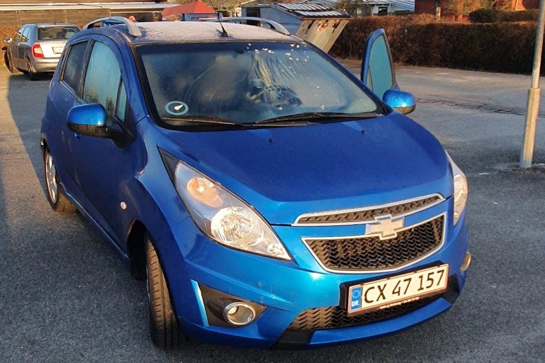 Billig billeje af Chevrolet Spark med Aircondition nær 9200 Aalborg.