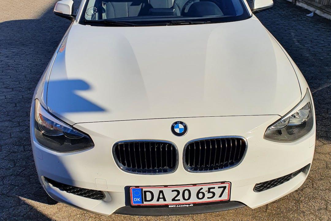 Billig billeje af BMW 1 Series med GPS nær 7400 Herning.
