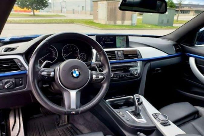 Billig biluthyrning av BMW 4 Series med GPS i närheten av  Hamnen.