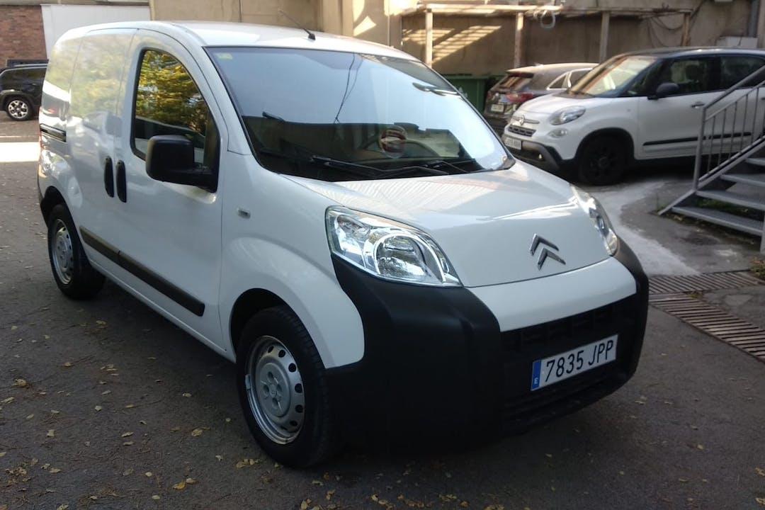 Alquiler barato de Citroën Nemo cerca de 08003 Barcelona.