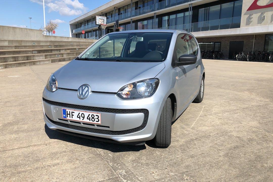 Billig billeje af Volkswagen UP! nær 8000 Aarhus.