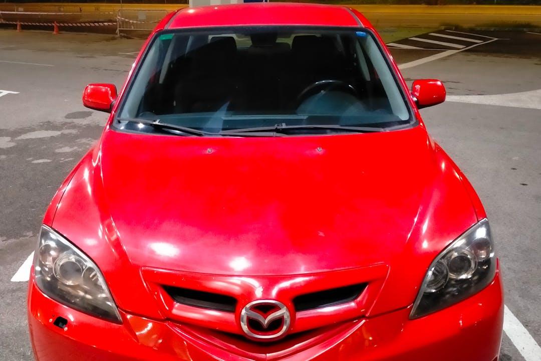 Alquiler barato de Mazda 3 cerca de 11130 Chiclana de la Frontera.