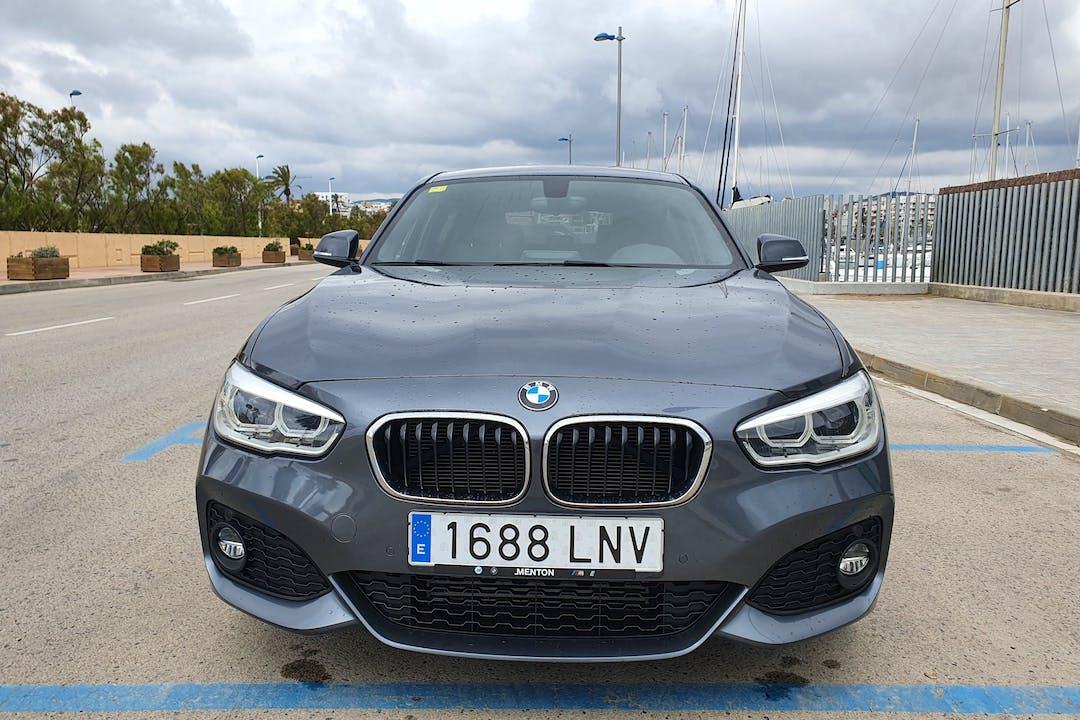 Alquiler barato de BMW 1 Series cerca de 08800 Villanueva y Geltrú.