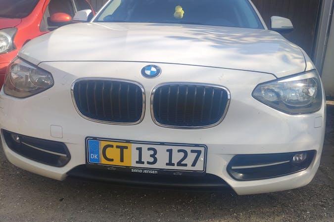 Billig billeje af BMW 1 Series nær 2720 København.