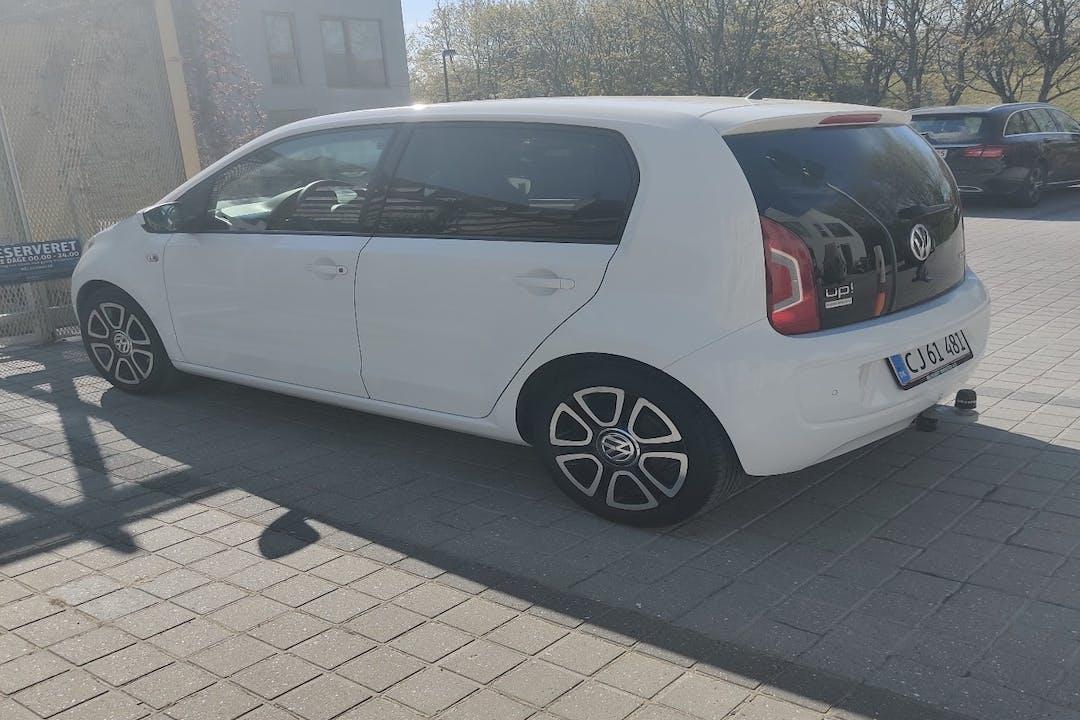 Billig billeje af Volkswagen UP! nær  Aarhus N.