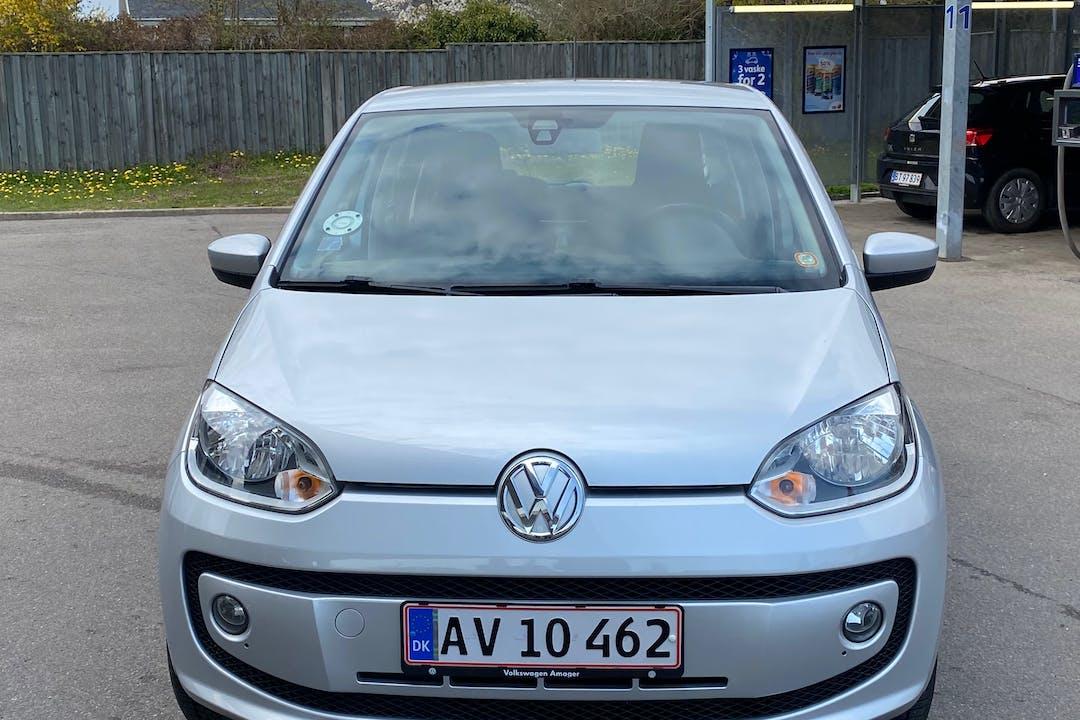 Billig billeje af Volkswagen UP! nær 2300 København.