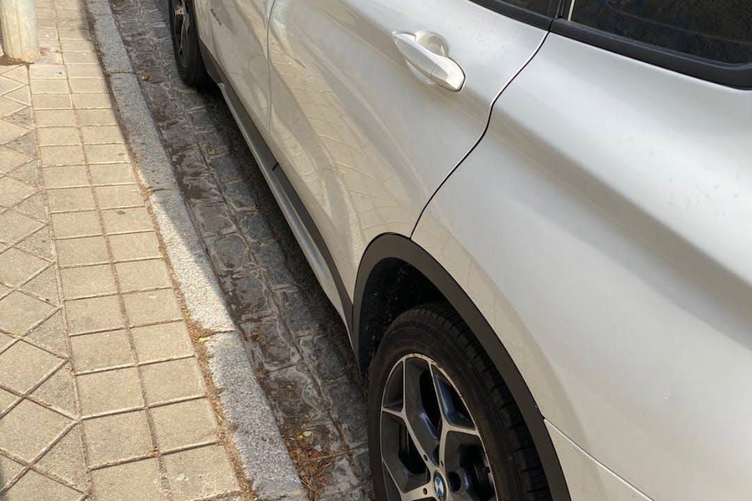 Alquiler barato de BMW X1 con equipamiento GPS cerca de 18008 Granada.