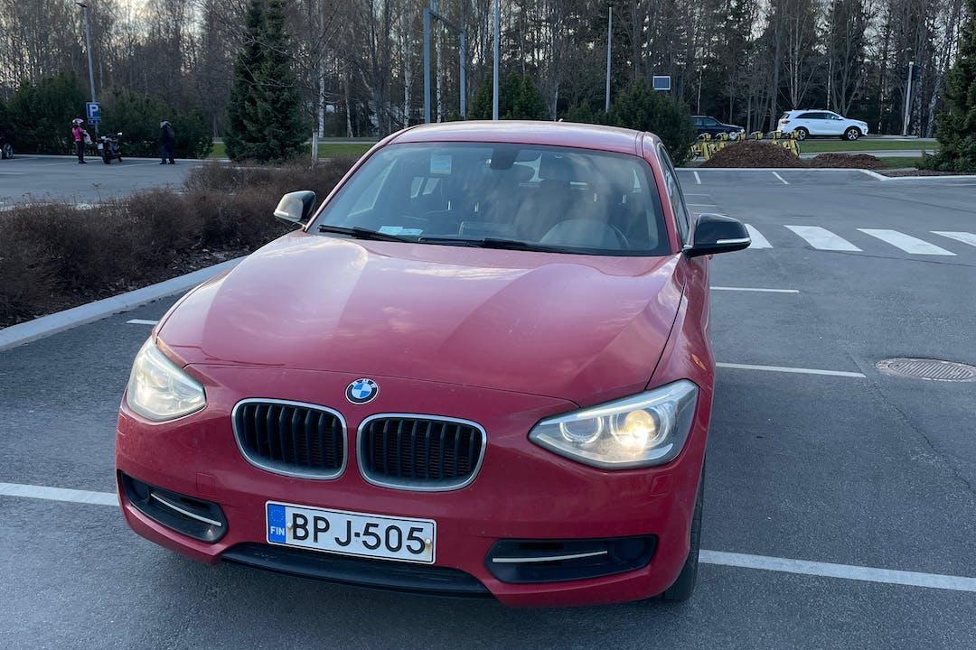BMW 1 Seriesn halpa vuokraus Bluetoothn kanssa lähellä 02200 Espoo.